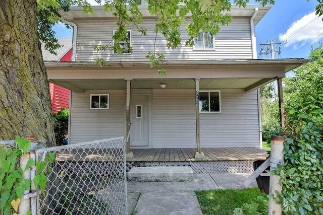 513 E Jackson Street, Joliet, IL 60432 (MLS #10813956) :: John Lyons Real Estate