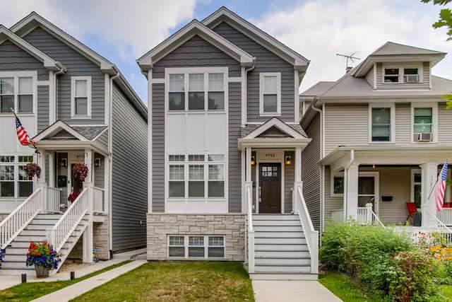 4743 N London Avenue, Chicago, IL 60630 (MLS #10813963) :: John Lyons Real Estate