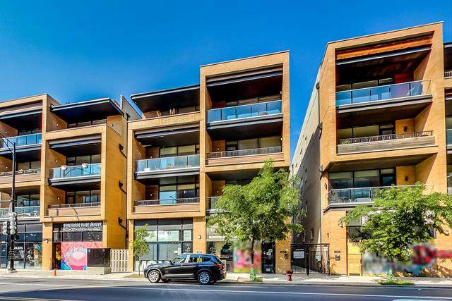 2495 N Milwaukee Avenue 2N, Chicago, IL 60647 (MLS #10813974) :: Property Consultants Realty