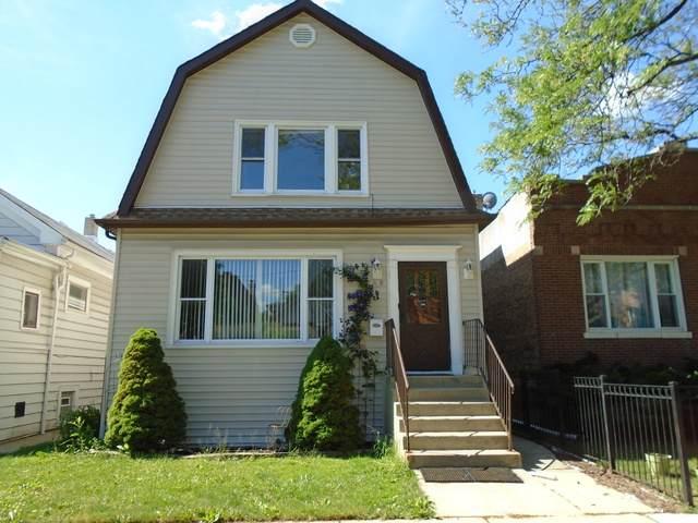 5249 W Byron Street, Chicago, IL 60641 (MLS #10813984) :: John Lyons Real Estate