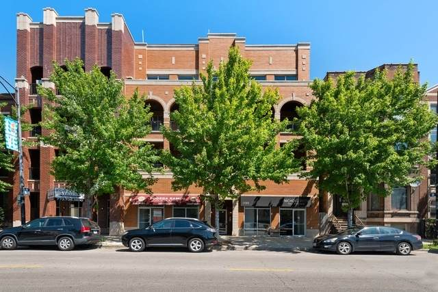 1130 W Diversey Parkway 2W, Chicago, IL 60614 (MLS #10813991) :: John Lyons Real Estate