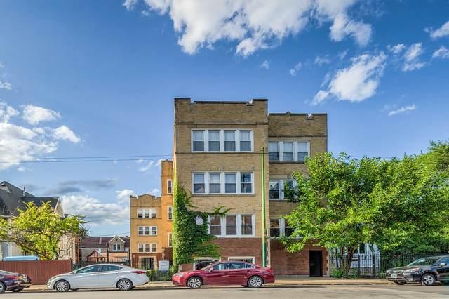 3042 W Diversey Avenue 3042-S1, Chicago, IL 60647 (MLS #10813995) :: John Lyons Real Estate