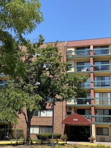 1840 Huntington Boulevard #514, Hoffman Estates, IL 60169 (MLS #10814002) :: John Lyons Real Estate