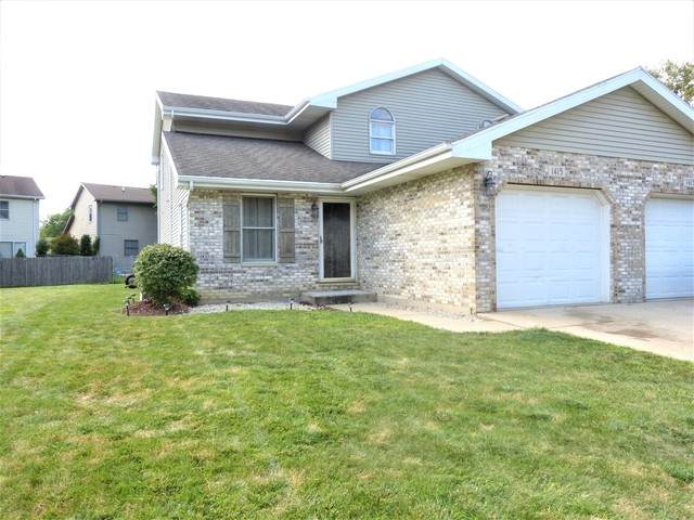 1415 Strawberry Hill Drive #1415, Lockport, IL 60441 (MLS #10814018) :: Property Consultants Realty