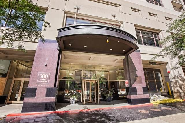 200 N Dearborn Street #2802, Chicago, IL 60601 (MLS #10814029) :: John Lyons Real Estate