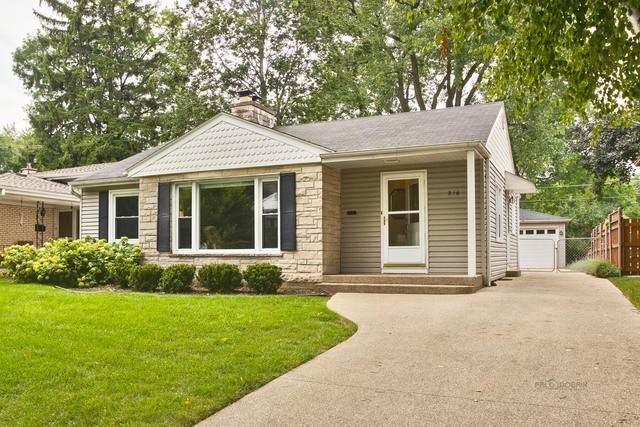 216 S George Street, Mount Prospect, IL 60056 (MLS #10814089) :: Helen Oliveri Real Estate