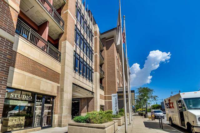 3450 S Halsted Street #401, Chicago, IL 60608 (MLS #10814098) :: Angela Walker Homes Real Estate Group