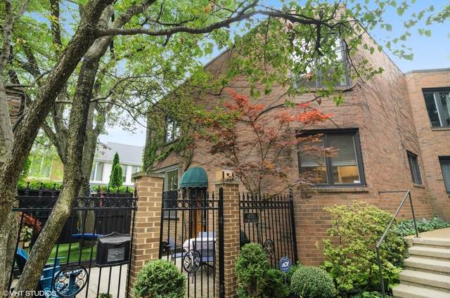 1655 N Vine Street, Chicago, IL 60614 (MLS #10814109) :: Property Consultants Realty