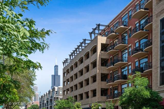 1301 W Madison Street #513, Chicago, IL 60607 (MLS #10814155) :: John Lyons Real Estate