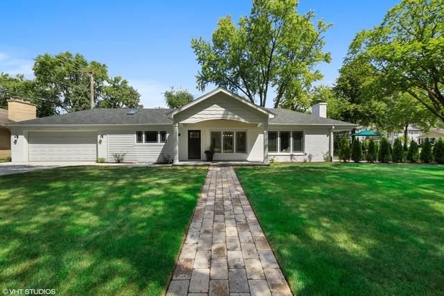 437 The Lane Street, Hinsdale, IL 60521 (MLS #10814173) :: John Lyons Real Estate