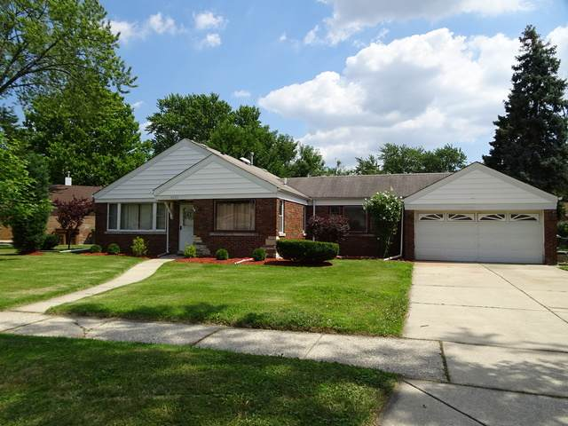 4037 Wainwright Place, Oak Lawn, IL 60453 (MLS #10814174) :: The Wexler Group at Keller Williams Preferred Realty