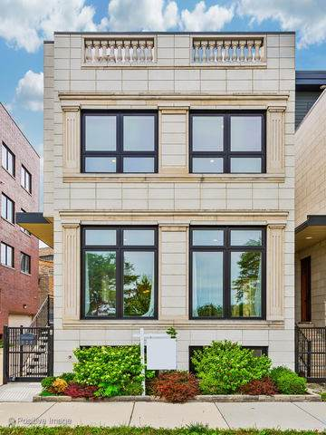 628 N Rockwell Street, Chicago, IL 60612 (MLS #10814206) :: Property Consultants Realty