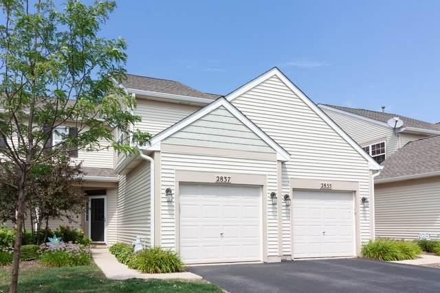 2837 Vernal Lane, Naperville, IL 60564 (MLS #10814210) :: John Lyons Real Estate