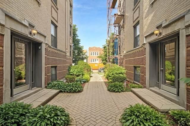 4337 N Troy Street 1W, Chicago, IL 60618 (MLS #10814232) :: John Lyons Real Estate