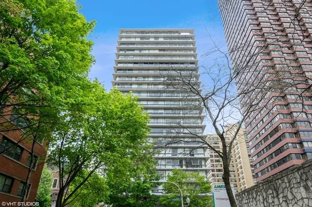 320 W Oakdale Avenue #2101, Chicago, IL 60657 (MLS #10814255) :: Property Consultants Realty
