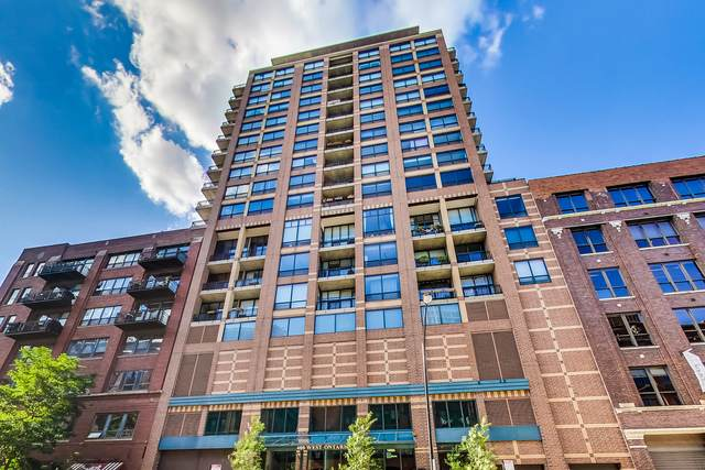 400 W Ontario Street 508B, Chicago, IL 60654 (MLS #10814262) :: Property Consultants Realty