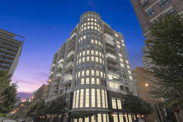 421 W Huron Street #1107, Chicago, IL 60654 (MLS #10814282) :: Property Consultants Realty