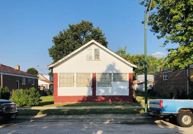 5249 S Mulligan Avenue, Chicago, IL 60638 (MLS #10814291) :: John Lyons Real Estate
