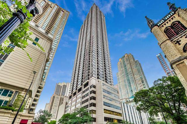 30 E Huron Street #1609, Chicago, IL 60611 (MLS #10814293) :: BN Homes Group