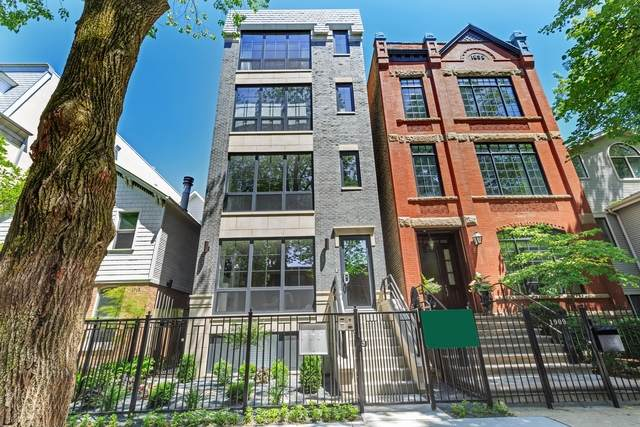 1911 N Mohawk Street #2, Chicago, IL 60614 (MLS #10814327) :: Property Consultants Realty