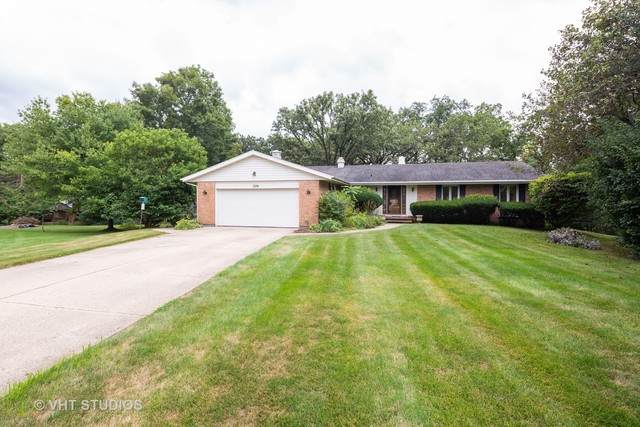 1270 Pleasantview Drive, Elgin, IL 60123 (MLS #10814332) :: John Lyons Real Estate