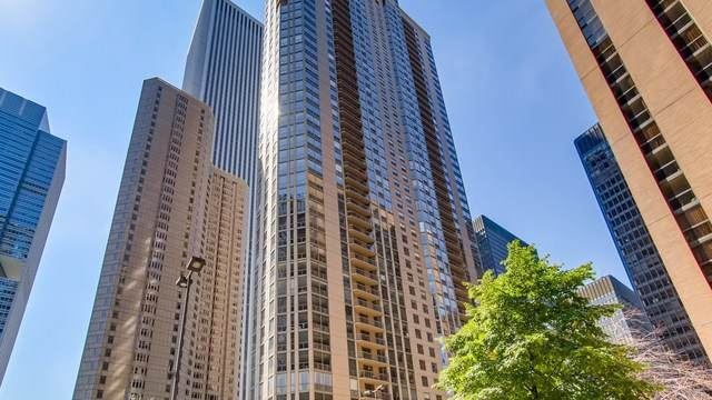 222 N Columbus Drive #4010, Chicago, IL 60601 (MLS #10814347) :: Property Consultants Realty
