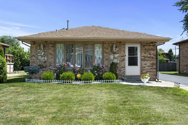 8435 S 79th Court, Justice, IL 60458 (MLS #10814366) :: John Lyons Real Estate