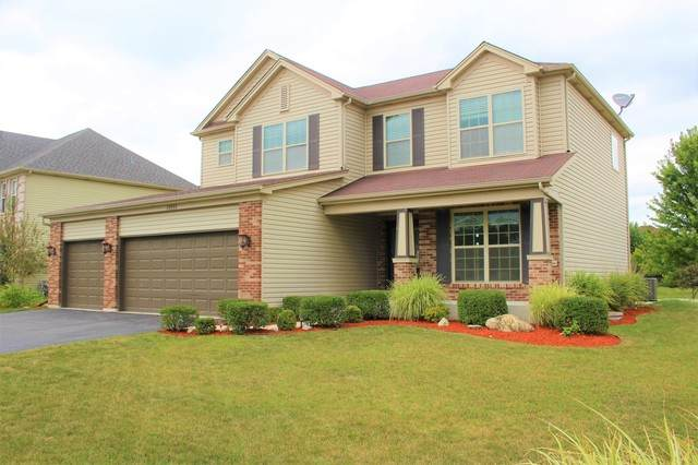 13533 Vicarage Drive, Plainfield, IL 60544 (MLS #10814376) :: The Wexler Group at Keller Williams Preferred Realty