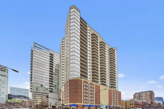 645 N Kingsbury Street #2406, Chicago, IL 60654 (MLS #10814408) :: Property Consultants Realty