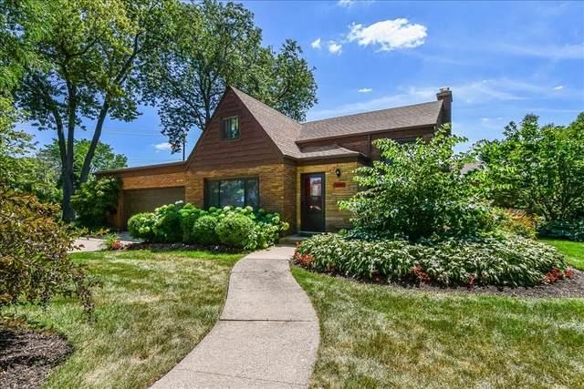 1001 S Waiola Avenue, La Grange, IL 60525 (MLS #10814464) :: John Lyons Real Estate