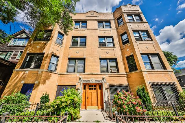 3546 W Cortland Street 1B, Chicago, IL 60647 (MLS #10814469) :: Property Consultants Realty