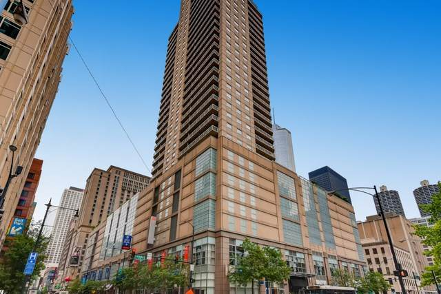 545 N Dearborn Street W2804, Chicago, IL 60654 (MLS #10814471) :: Property Consultants Realty