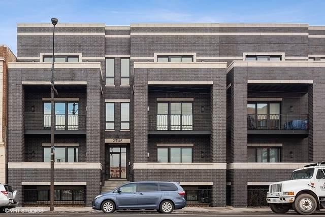 2755 W Lawrence Avenue 1E, Chicago, IL 60625 (MLS #10814486) :: John Lyons Real Estate
