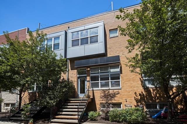 1811 N Rockwell Street M, Chicago, IL 60647 (MLS #10814488) :: Property Consultants Realty