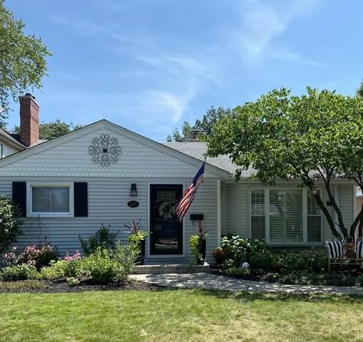 633 6th Avenue, La Grange, IL 60525 (MLS #10814502) :: John Lyons Real Estate