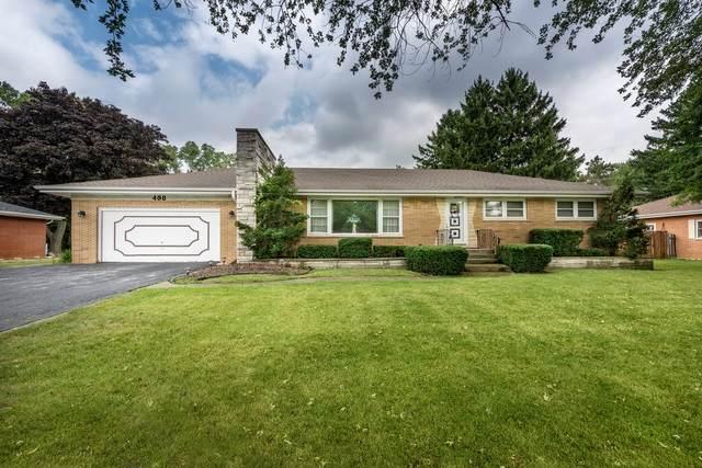 408 W Clarendon Street W, Prospect Heights, IL 60070 (MLS #10814515) :: John Lyons Real Estate