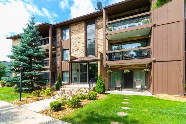 7505 175th Street #122, Tinley Park, IL 60477 (MLS #10814532) :: The Wexler Group at Keller Williams Preferred Realty