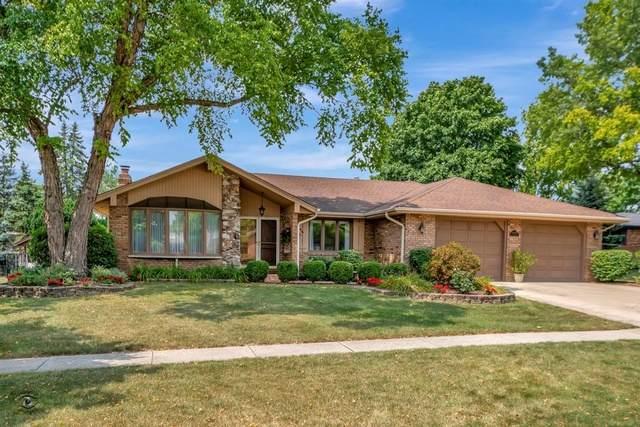 14030 Oak Ridge Drive, Homer Glen, IL 60491 (MLS #10814557) :: The Wexler Group at Keller Williams Preferred Realty