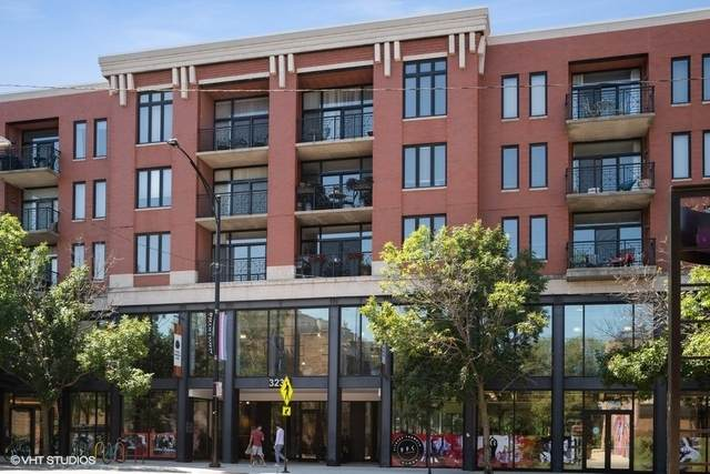3232 N Halsted Street #1004, Chicago, IL 60657 (MLS #10814596) :: Property Consultants Realty