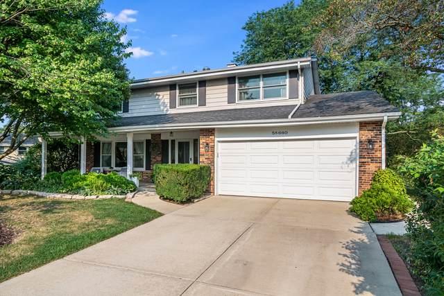 5S660 Mockingbird Court, Naperville, IL 60540 (MLS #10814605) :: John Lyons Real Estate