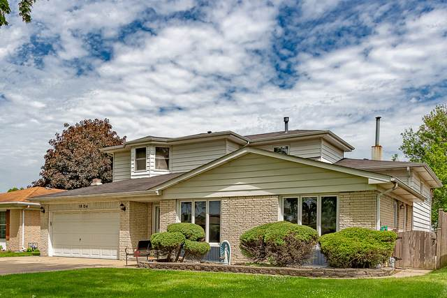 1804 W Magnolia Lane, Mount Prospect, IL 60056 (MLS #10814610) :: Helen Oliveri Real Estate