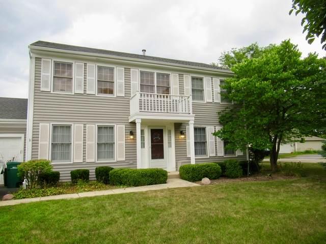 6930 Bennington Drive, Gurnee, IL 60031 (MLS #10814636) :: John Lyons Real Estate