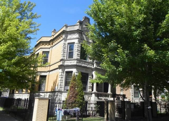 2600 N Sawyer Avenue G, Chicago, IL 60647 (MLS #10814649) :: Property Consultants Realty