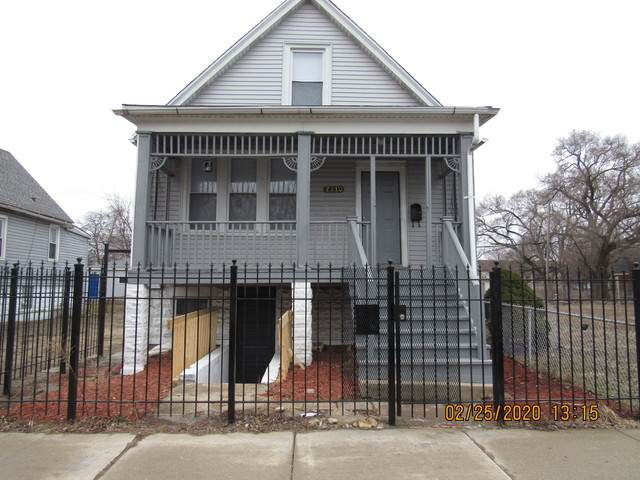 7710 S Greenwood Avenue, Chicago, IL 60619 (MLS #10814663) :: Angela Walker Homes Real Estate Group
