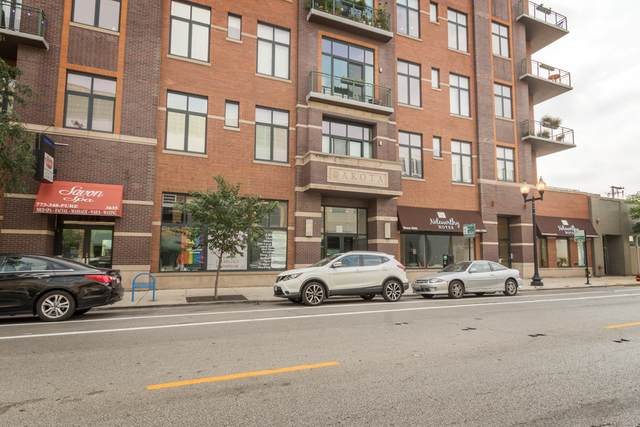 3629-35 Halsted Street, Chicago, IL 60613 (MLS #10814666) :: Property Consultants Realty