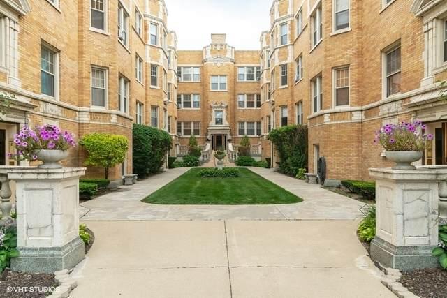 239 Washington Boulevard 2A, Oak Park, IL 60302 (MLS #10814682) :: Angela Walker Homes Real Estate Group