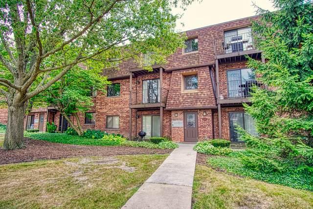 1508 S Fairfield Avenue 16B, Lombard, IL 60148 (MLS #10814683) :: Angela Walker Homes Real Estate Group