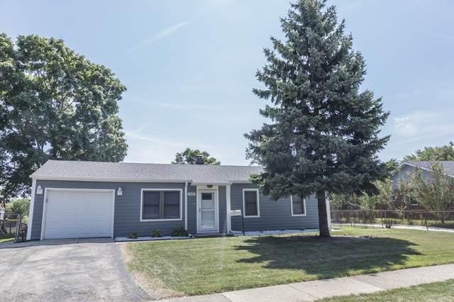 803 Parkside Circle, Streamwood, IL 60107 (MLS #10814688) :: Angela Walker Homes Real Estate Group