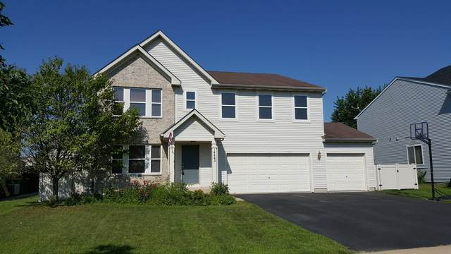 14442 Independence Drive, Plainfield, IL 60544 (MLS #10814693) :: The Spaniak Team