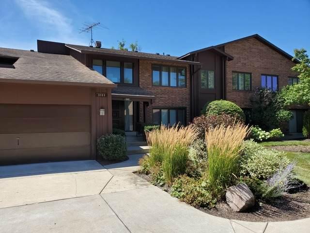 3101 Toulon Drive D1, Northbrook, IL 60062 (MLS #10814712) :: John Lyons Real Estate